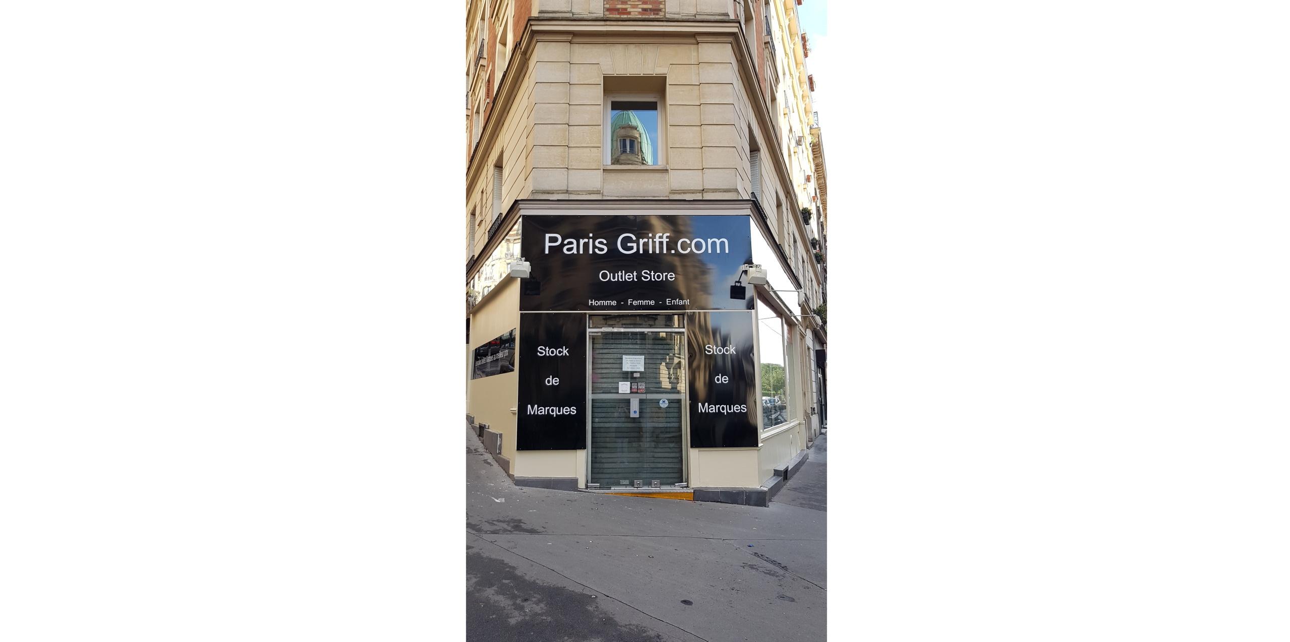 Paris griff v tements de grandes marques griff et d griff prix discount a paris - Vente privee com grandes marques a prix discount ...